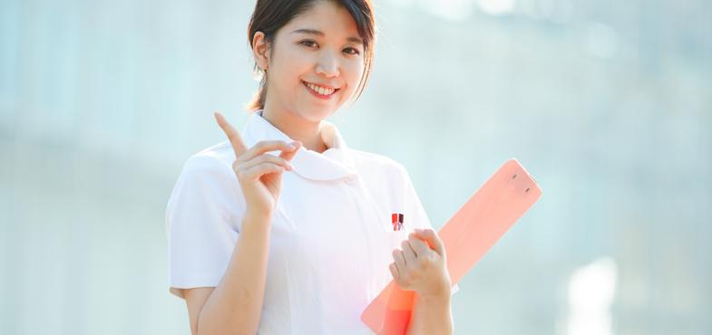 「回復期リハビリテーション病院のリハビリテーション科」の「看護師」の仕事内容・給料レポート