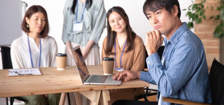 「語学スクールの運営会社」の「スーパーバイザー」の仕事内容・給料レポート